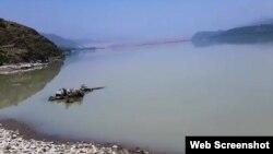 تربیلا ڈیم کا ایک منظر، فائل فوٹو