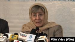 سیما سمر،در نشستی به مناسبت روز جهانی حقوق بشر از افزایش تلفات افراد ملکی در افغانستان ابراز نگرانی کرد.
