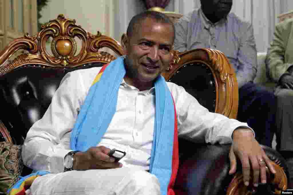 VENDREDI. Katumbi autorisé à quitter la RDC pour se faire soigner avant son procès. Lire l'article ici.