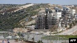 Izgradnja izraelskog objekta u Modin Ilitu na zapadnoj Obali