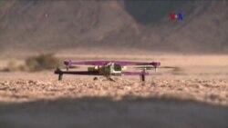 Drone para deportes extremos