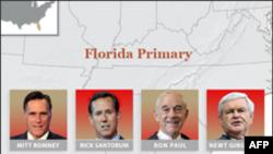 Cử tri Florida đi bầu sơ bộ