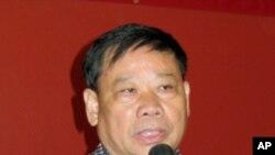 中国社会科学院台湾研究所所长余克礼