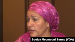 Mataimakiyar Sakataren Majalisar Dinkin Duniya, Dr. Amina Mohammed