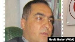 Dr. Nurî Qember u Hozan Efrinî