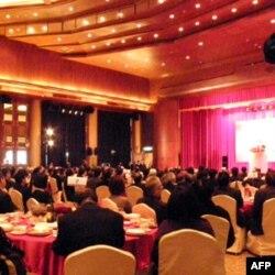 2010大陆台商春节联谊活动现场