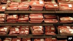 بکٹیریا کے خدشے کے باعث امریکہ سے گوشت کی در آمد پر پابندی
