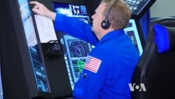 NASA Astronauts Train for Commercial Space Flights