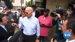 Biden Surging as Democratic Front-Runner for 2020