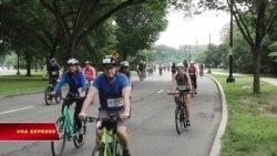 Ngày hội đi xe đạp tại thủ đô nước Mỹ