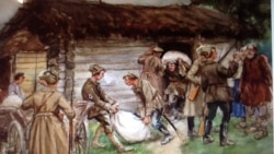 十月革命百年 乌克兰纪念大饥荒