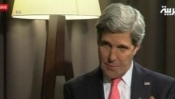 Kerry Talks of Iran, Syria at World Economic Forum