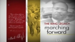 MLK: The King Legacy - Marching Forward