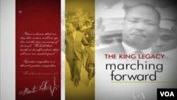 Eritaj Martin Luther King nan : Ann Kontinye Avanse