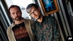 Čarli Krejg i Dejvid Malins, gej par koji je odbio da usluži pekar Džek Filips (arhivska fotografija)