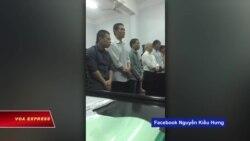Hỗn loạn sau khi tòa tuyên tử hình 'tay súng nông dân' ở Đắk Nông