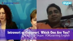 TALK2US: Introvert or Extrovert. Which One Are You?
