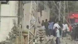 2012-10-01 美國之音視頻新聞: 敘利亞內戰波及庫爾德地區