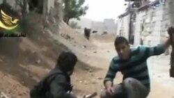 افزایش نگرانی مردم سوریه از تهاجم ایالات متحده