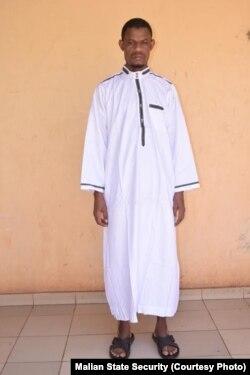Mahmoud Barry dit Abou Yehiya, chef d'Ansar Dine du Macina