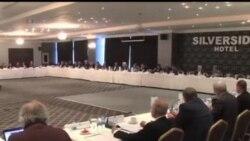 2014-01-19 美國之音視頻新聞: 敘利亞反對派同意參加和談
