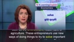Phát âm chuẩn - Anh ngữ đặc biệt: Social Entrepreneurs (VOA)