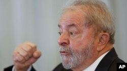 """""""Me arrepiento de los casos de corrupción. Me gustaría que no hubieran existido"""", dijo Lula."""