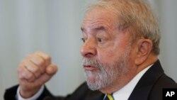 Luiz Inacio Lula da Silva - ancien président brésilien