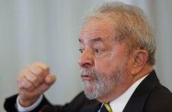 Lula da Silva acusado de ser cabecilha de esquema de corrupção