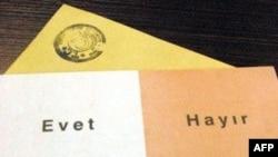 Anayasa Referandumunda Oya Sunulan Değişiklik Önerileri