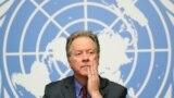 Giám đốc Điều hành Chương trình Lương thực Thế giới (WFP) David Beasley.