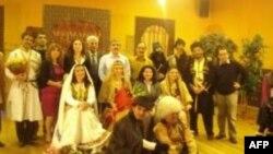 Amerikada ilk Azərbaycan teatrı