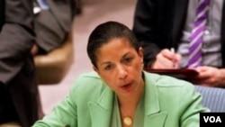 Duta Besar Amerika bagi PBB, Susan Rice.