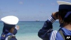 ویتنام کا چین پر بحری حدود کی خلاف ورزی کا الزام