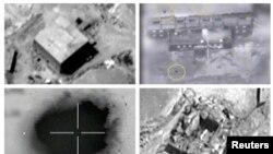 以色列軍方公開了2007年在敘利亞摧毀疑似核反應堆設施的錄影片段