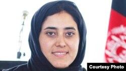 مریم درانی فعال حقوق زن در کندهار