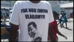 Manifestan yo Mande Lapolis Pran Responsabilite l nan Ka Disparisyon Jounalis Fotograf la