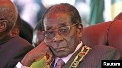 Shugaban kasar Zimbabwe, Robert Mugabe