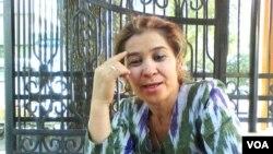 Shoira Munavvara Oymatova