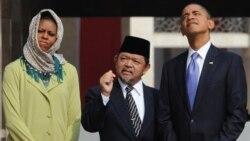 گزارش: پرزيدنت اوباما می گويد بهبود روابط آمريکا با جهان اسلام ادامه خواهد يافت