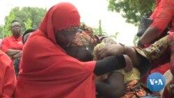 5ème anniversaire de l'enlèvement des filles de Chibok