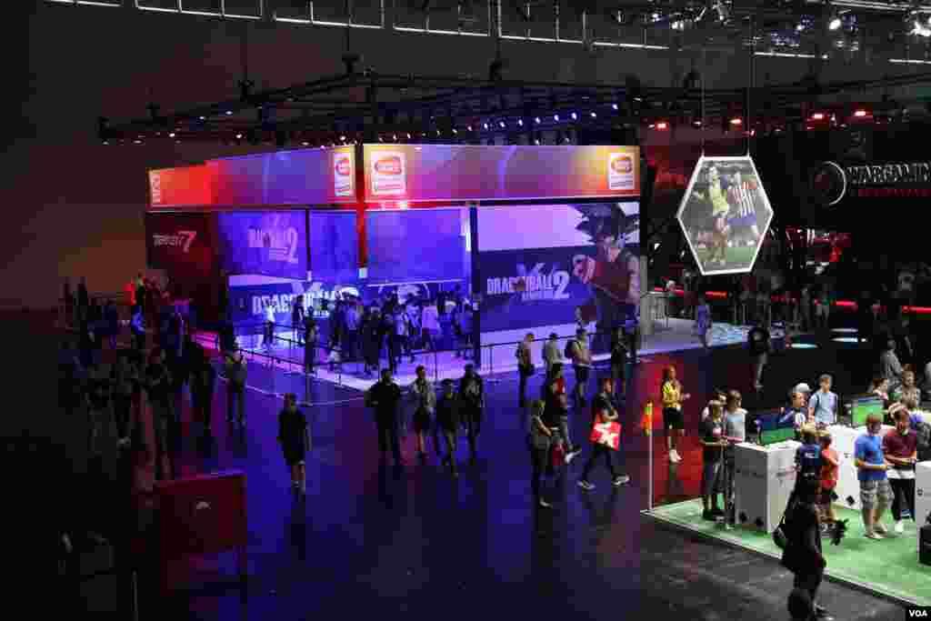 شهر کلن آلمان میزبان بزرگترین نمایشگاه بازی های کامپیوتری جهان