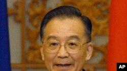 원자바오 중국 총리