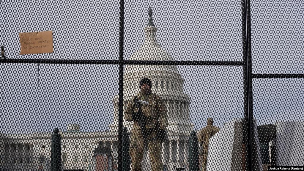 Trupat e Gardës nën shqyrtim nga FBI-ja, mes frikës nga sulme të brendshme