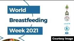 World Breastfeeding Week.