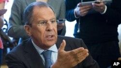 Ruski šef diplomatije Sergej Lavrov