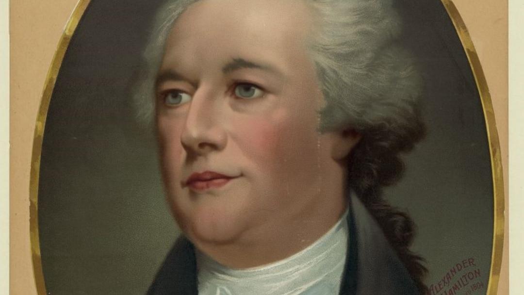 Alexander Hamilton Father Of American Banking