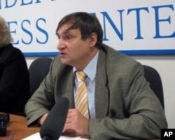 俄羅斯獨立政治評論人士布金