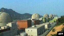 Nhà máy điện hạt nhân ở Nam Triều Tiên