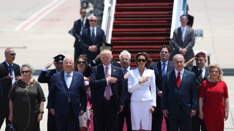 Նախագահ Թրամփը Իսրայելում քննադատել է Իրանի քաղաքականությունը